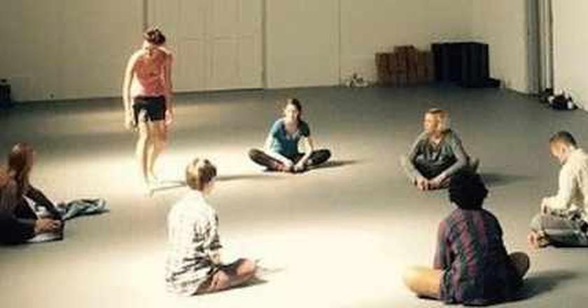 A Week at Brooklyn Studios for Dance