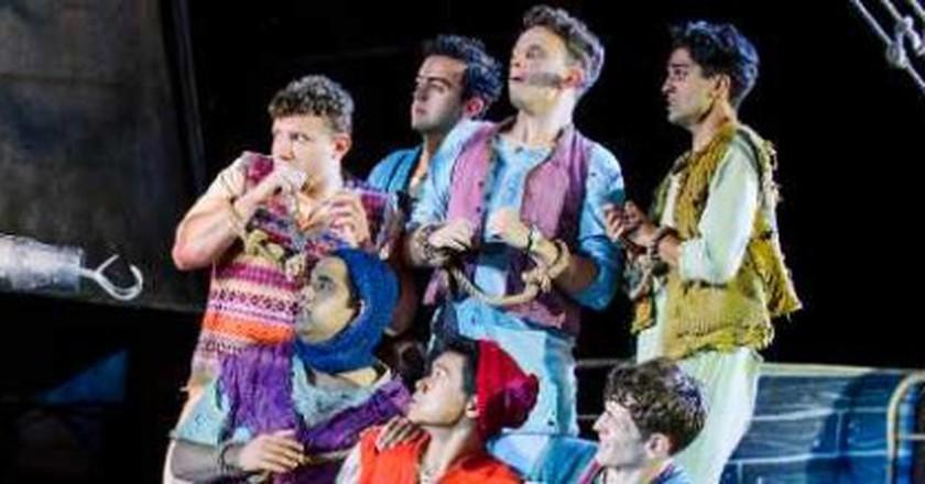 J. M. Barrie's Peter Pan at Regent's Park Open Air Theatre