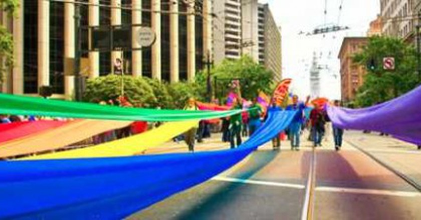 San Francisco Pride 2015 Celebrates 45 Years Of Making History