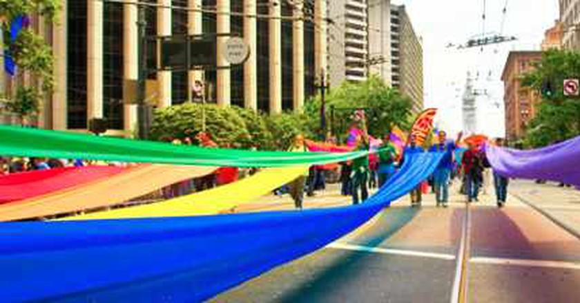 San Francisco Pride 2015 Celebrates 45 Years Of Making History