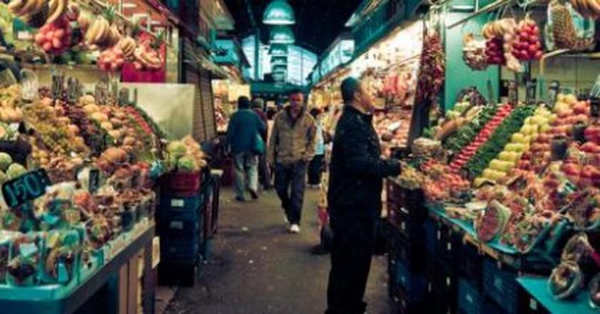 The Best Markets In Barcelona