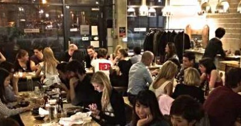 Great Reasons Not To Miss London's Japanese Supper Club