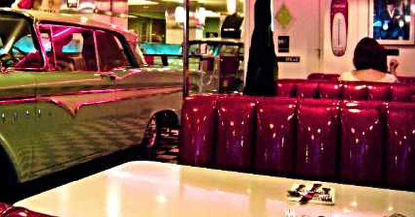 Top Diners In San Francisco That Will Take You On A Time Warp