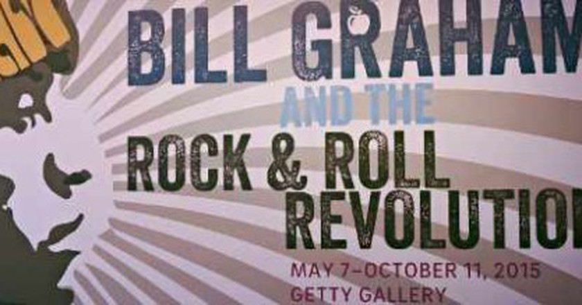 6 Ways to Dig the '60s | The Bill Graham Exhibit at the Skirball