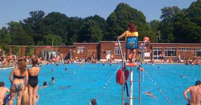 Must-Visit Outdoor Pools in London