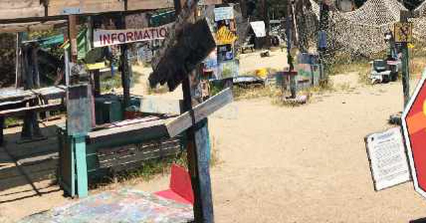 Spend A Day at the Berkeley Marina's Adventure Playground
