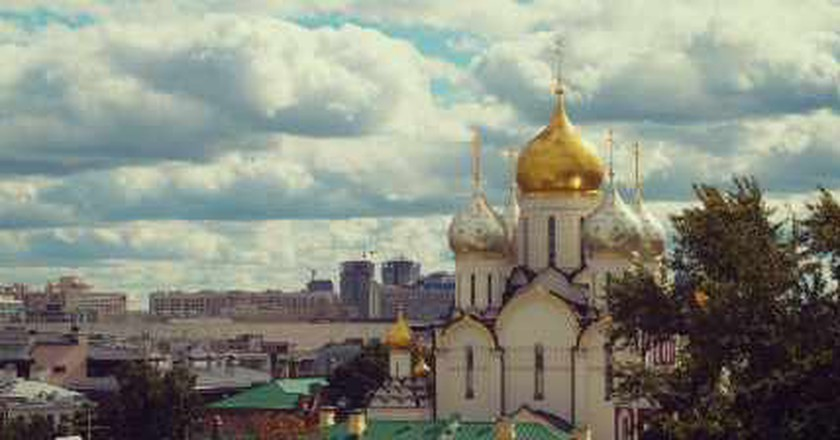 The Top 10 Things To Do And See In Moscow's Petrovka