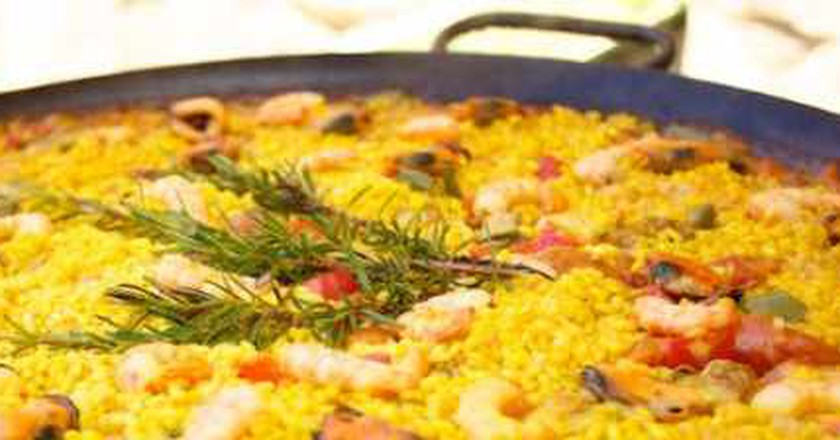 Where To Find the Best Paella in Barcelona, Spain