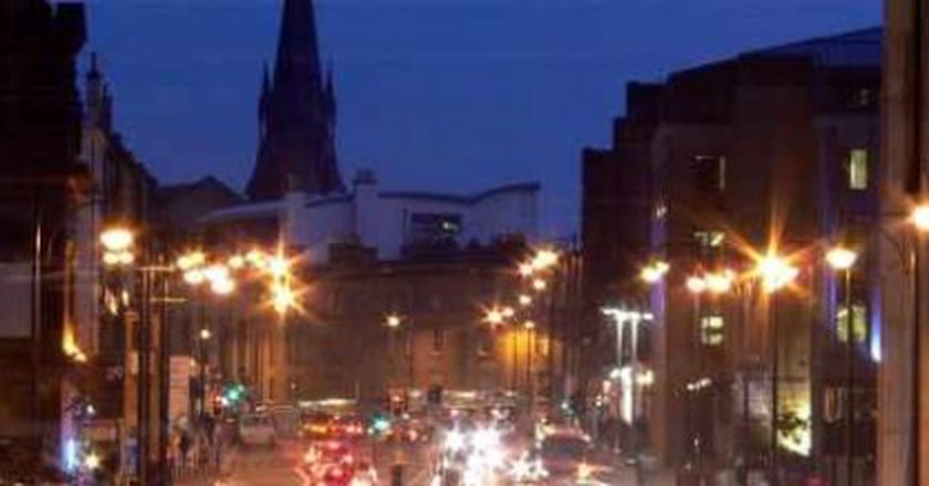 The Best Gay Bars in Edinburgh