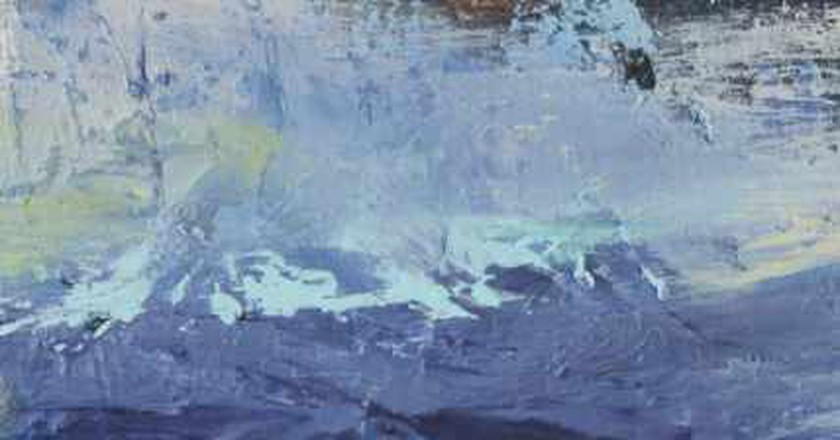 Summer at Foss Fine Art, London | Exploring Colour and Texture