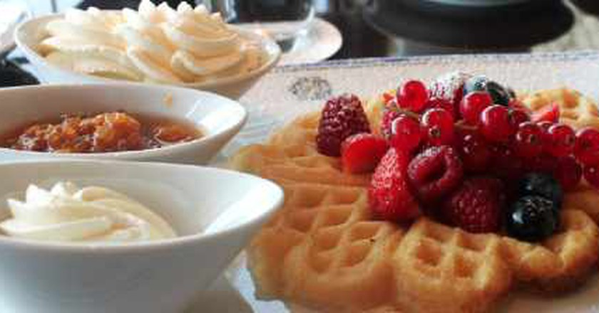 The 10 Best Brunches In Las Vegas, Nevada