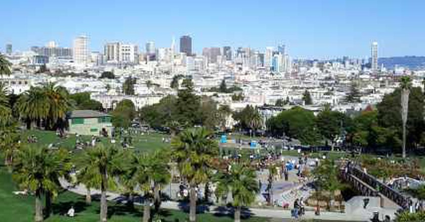San Francisco's Dolores Park Re-Opens