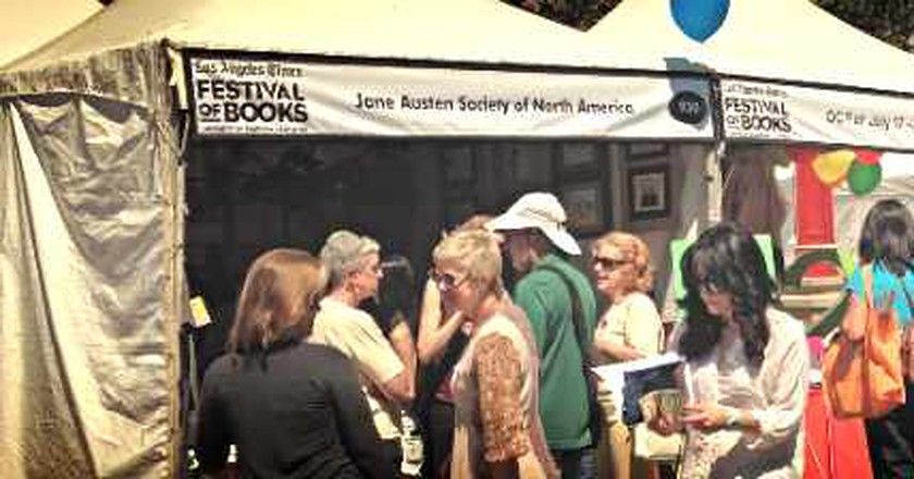 LA's 5 Best Annual Book Festivals