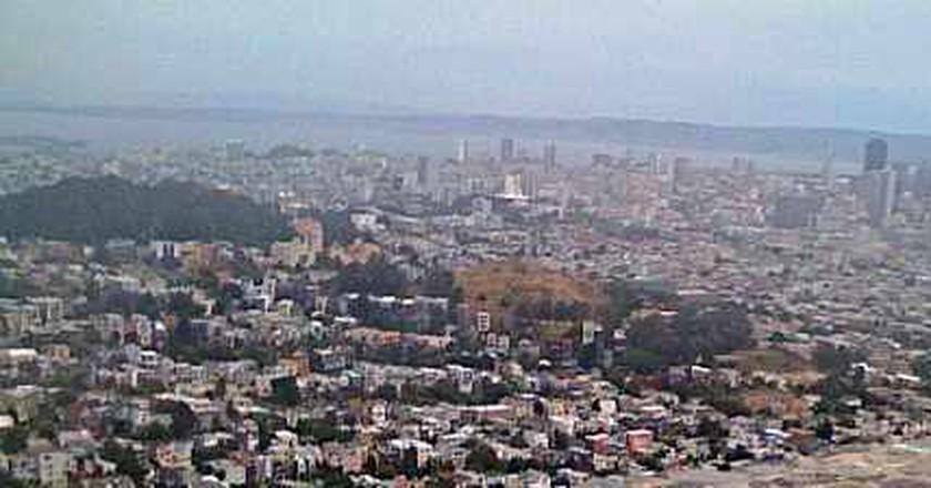 Urban Hiking in San Francisco