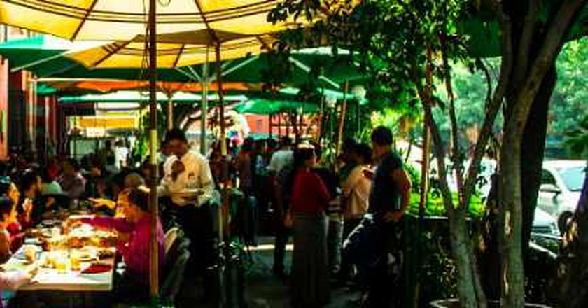 The Best Brunch Spots In San Angel, Mexico City