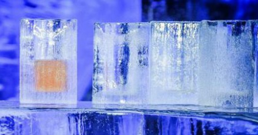 London's Ice Bar Is Still Cool After 10 Years
