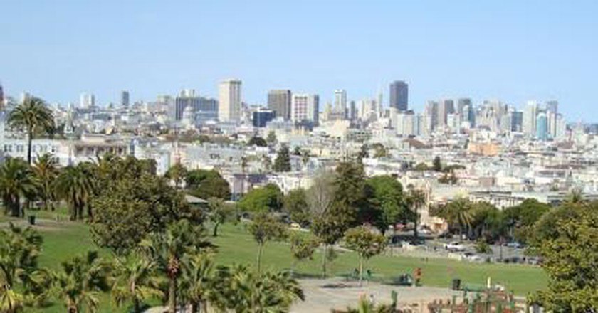 What To Do In San Francisco If You're Not Going to Burning Man