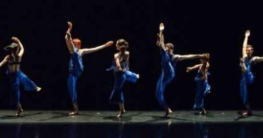 Re-Imagining Escher, Bacon & Rothko | ZviDance in New York
