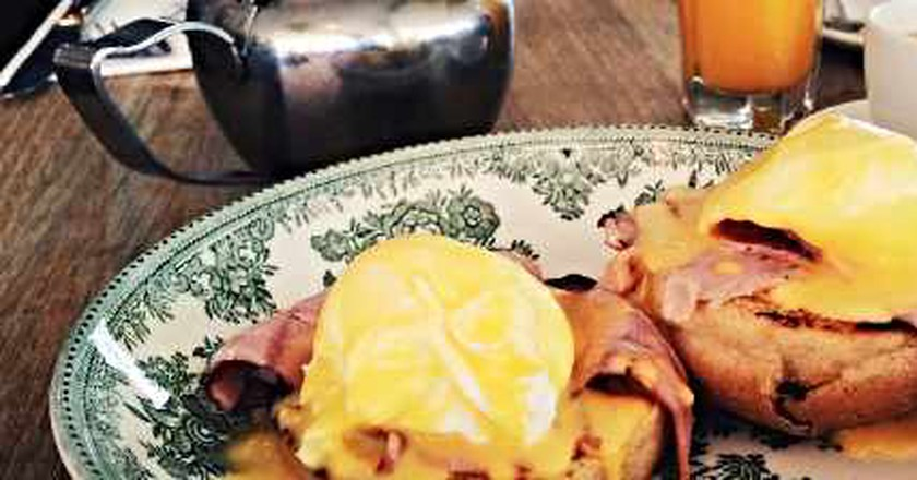 Top 10 Brunches In The Marina District, San Francisco