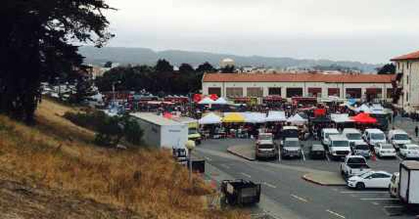 Off The Grid Celebrates 5 Years of Food Truck Culture In Fort Mason, San Francisco