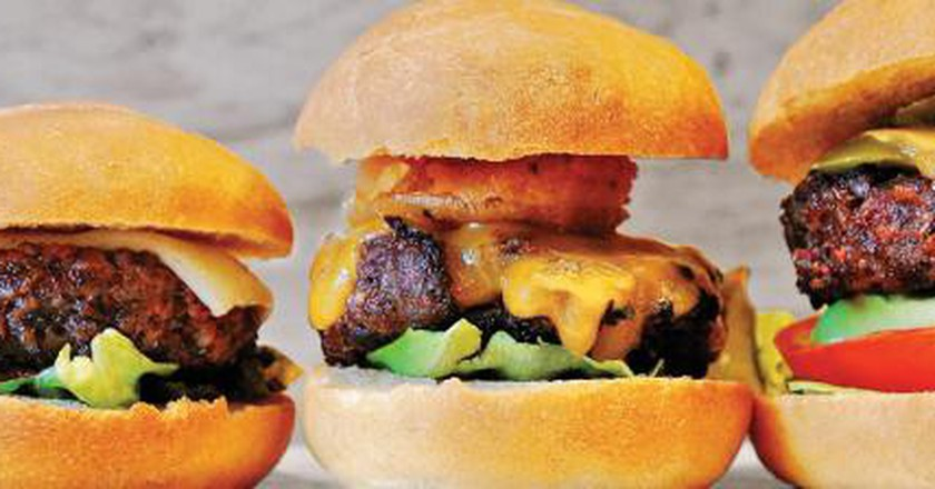 Where To Find The Best Burgers In Brussels