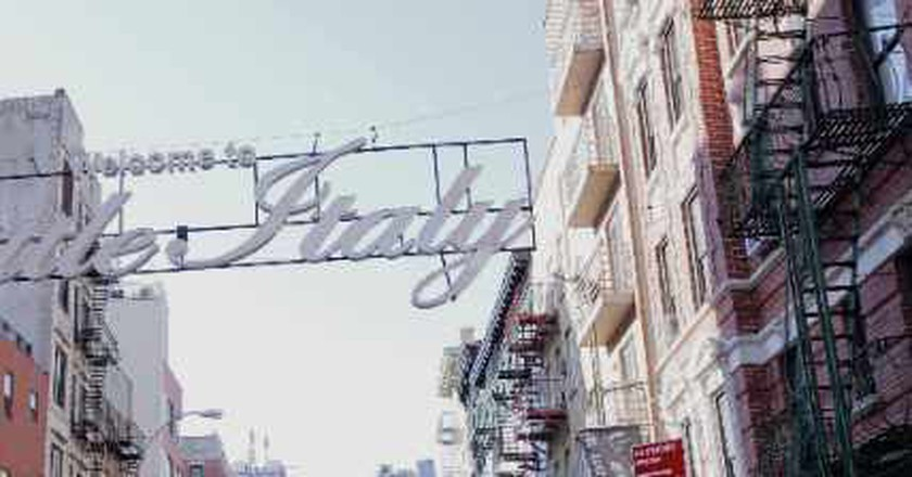 The Top 10 Cafés In Little Italy, New York City