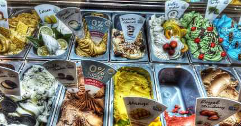 The 10 Best Places For Gelato In Rome, Italy