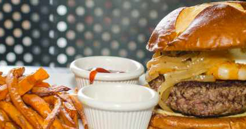 The Best Burgers In Nashville, Tennessee