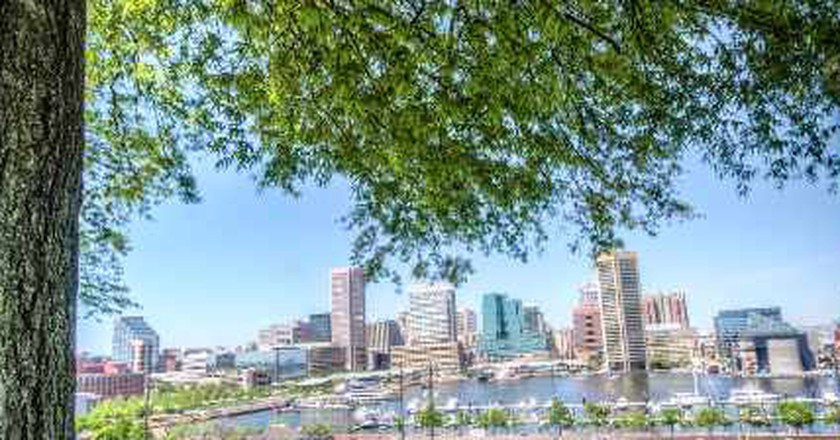 The Best Parks in Baltimore