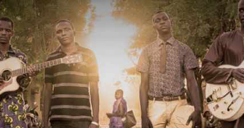 Songhoy Blues Live in New York City
