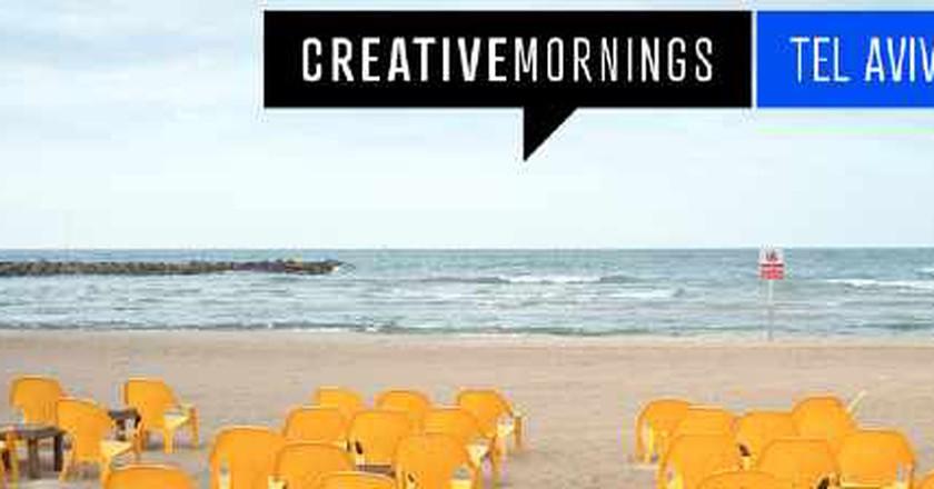 CreativeMornings Tel Aviv: Breakfast Lectures Land In Israel