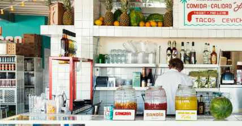 Discover Seaside Mexican Cuisine at Montauk's La Brisa