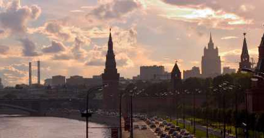 Most Beautiful Churches in Moscow