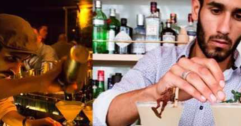 The Great Jerusalem Cocktail Showdown