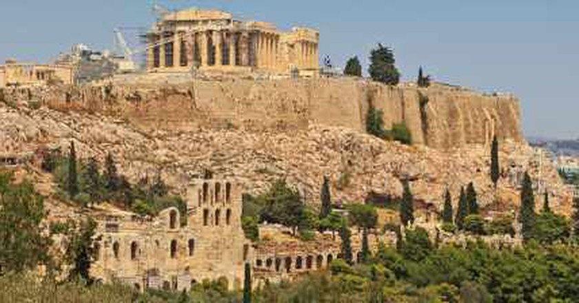 The Top 7 Things To Do and See in Akropolis and Thissio, Athens