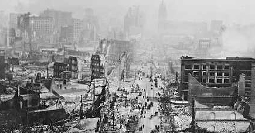 2 Earthquakes That Changed the Course of SF History Forever