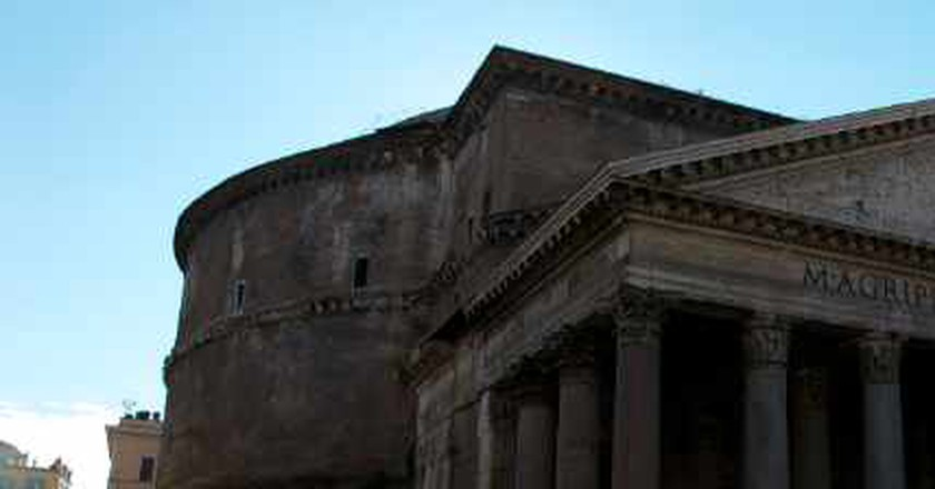 Where To Eat Near The Pantheon, Rome