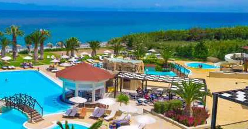 The Best Hotels in Rhodes, Greece