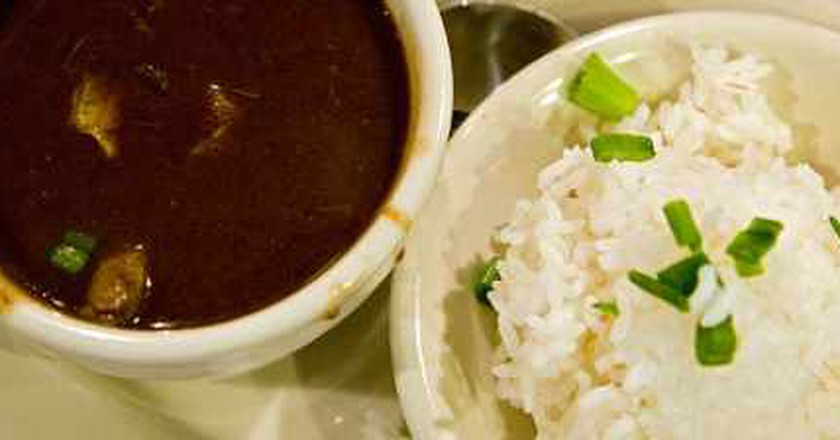 The Best Gumbo In New Orleans, Louisiana