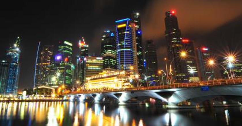 The Best Rooftop Restaurants In Singapore