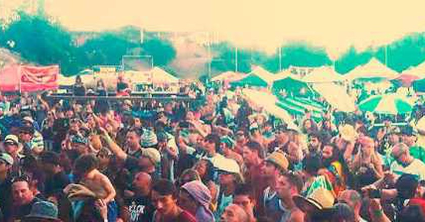 Reggae on the Mountain Festival: Interview with Brooks Ellis and Amit Gilad