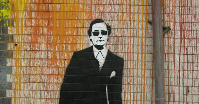 The Birth of Paris Street Art: Before Banksy, There Was Blek le Rat