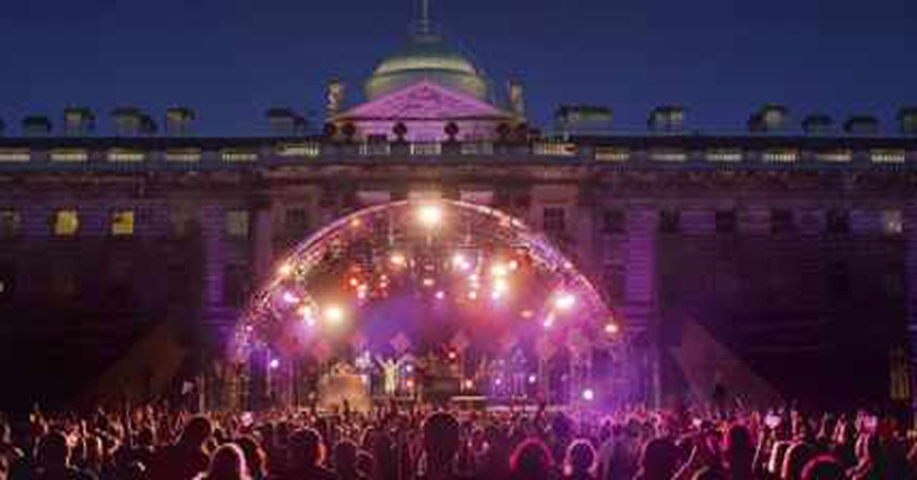 Live review: James Bay - Somerset House Summer Series