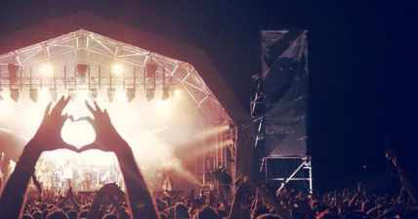 Top Summer Festivals Only An Hour From London
