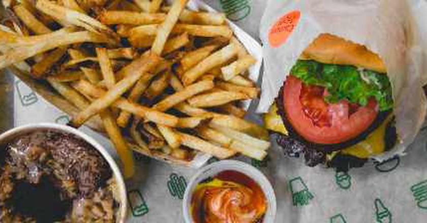 Manhattan's Top 10 Burger Joints