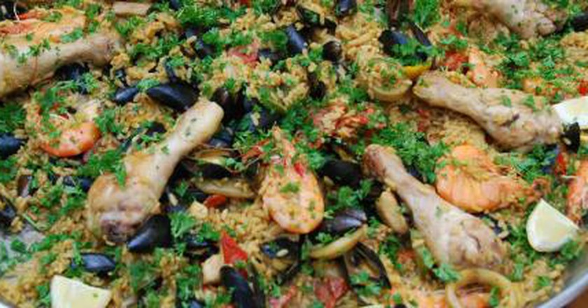 Where To Find The Best Paella In Madrid