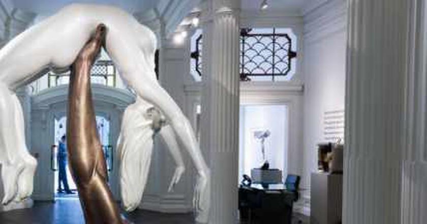 An Interview With Sculptor Lorenzo Quinn