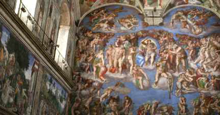 10 Masterpieces In Italy's Vatican City You Need To See