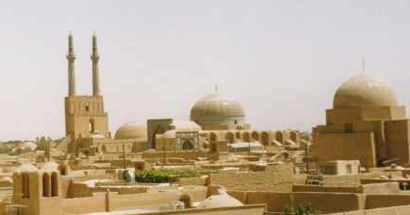 The Top 10 Things To See And Do In Yazd, Iran
