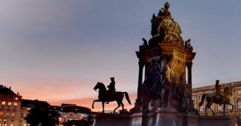 The Most Beautiful Sculptures in Vienna